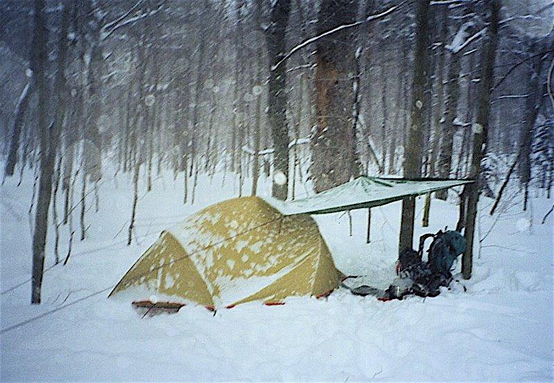 storm tent