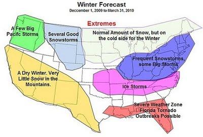 Accuweather Winter Forecast