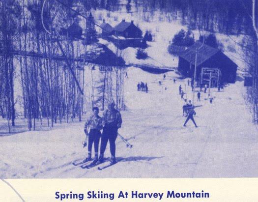 Harvey Mountain