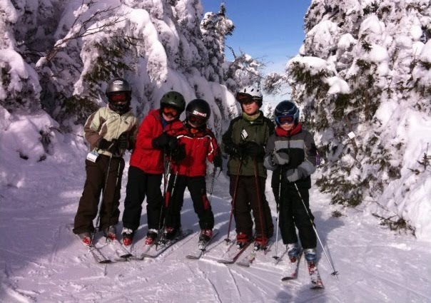 mad river glen skiers