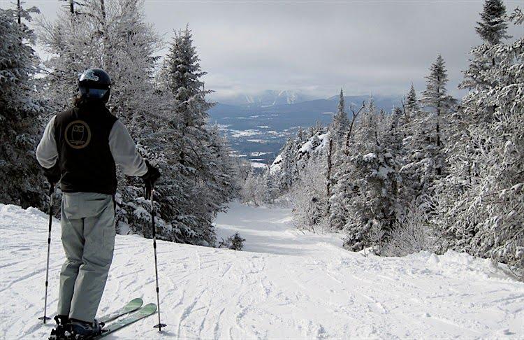En ski a owlshead - 5 3