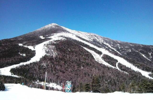 View from Little Whiteface