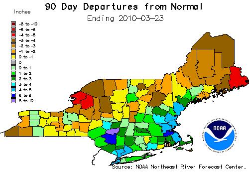 Winter 2009/2010 • NOAA Northeast River Forecast Center