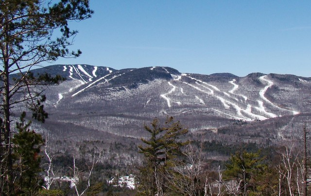 Gore Mountain View