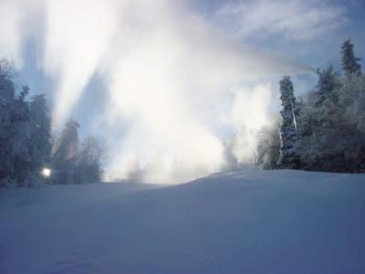 Gore Mountain Snowmaking