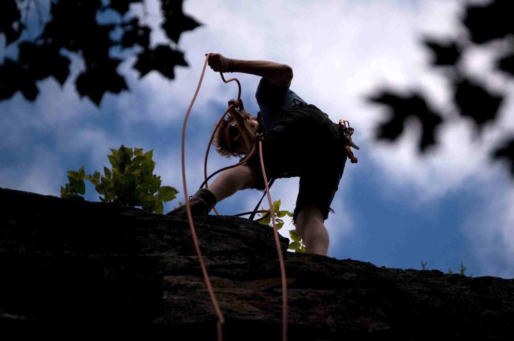 throwing rope