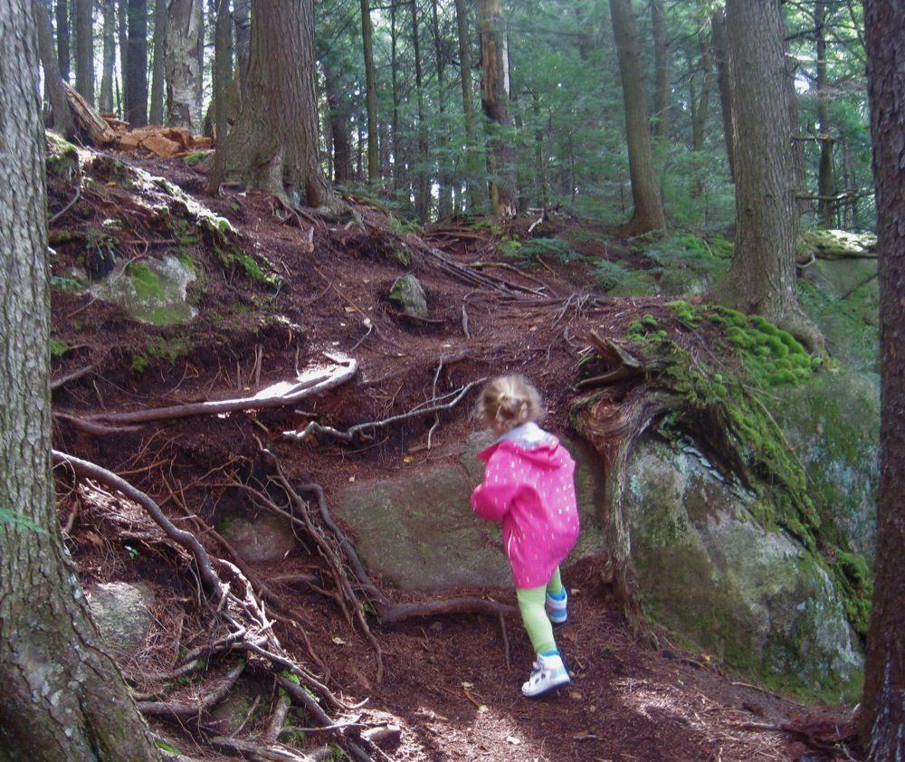 Challenging Trail