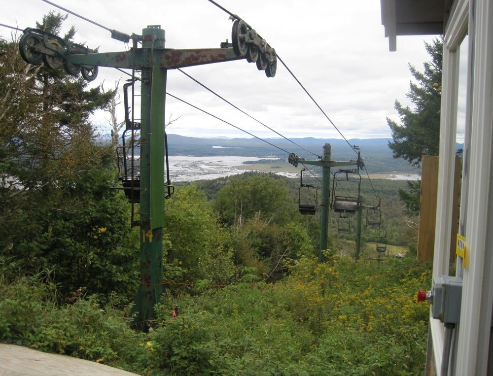 View from Lift 2