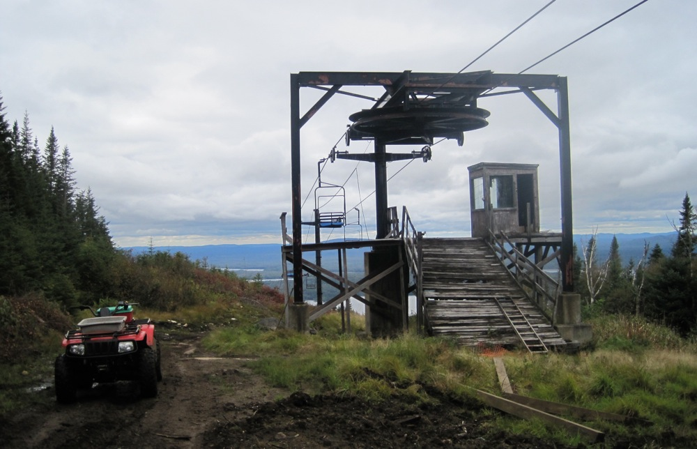 Top of Lift 3