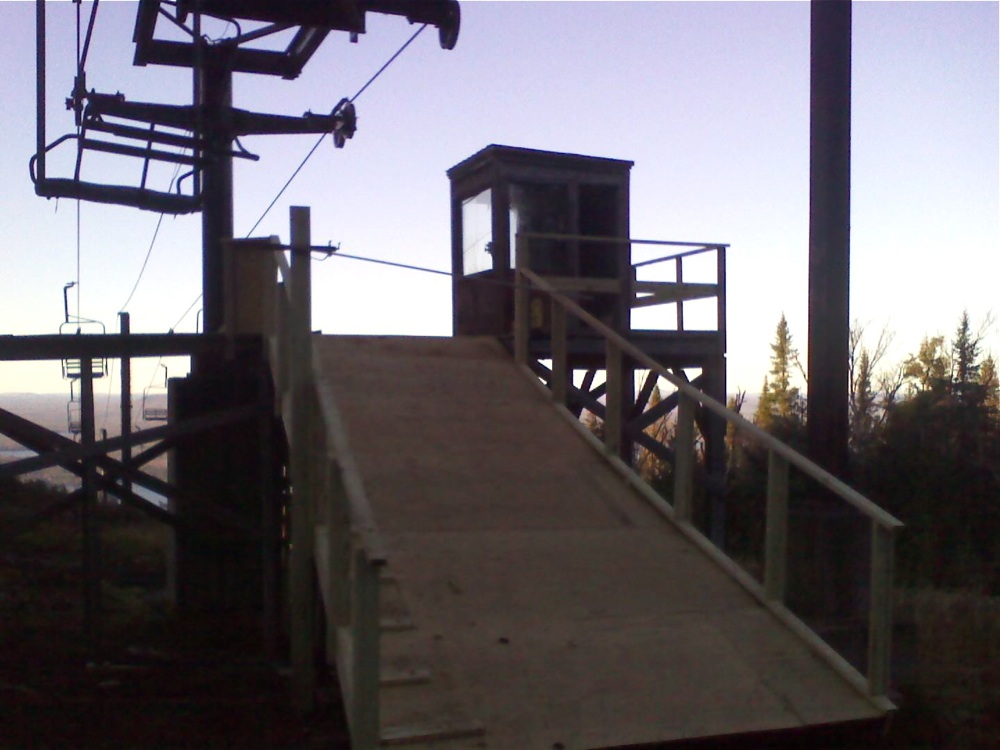 Big Tupper Ski Lift 3