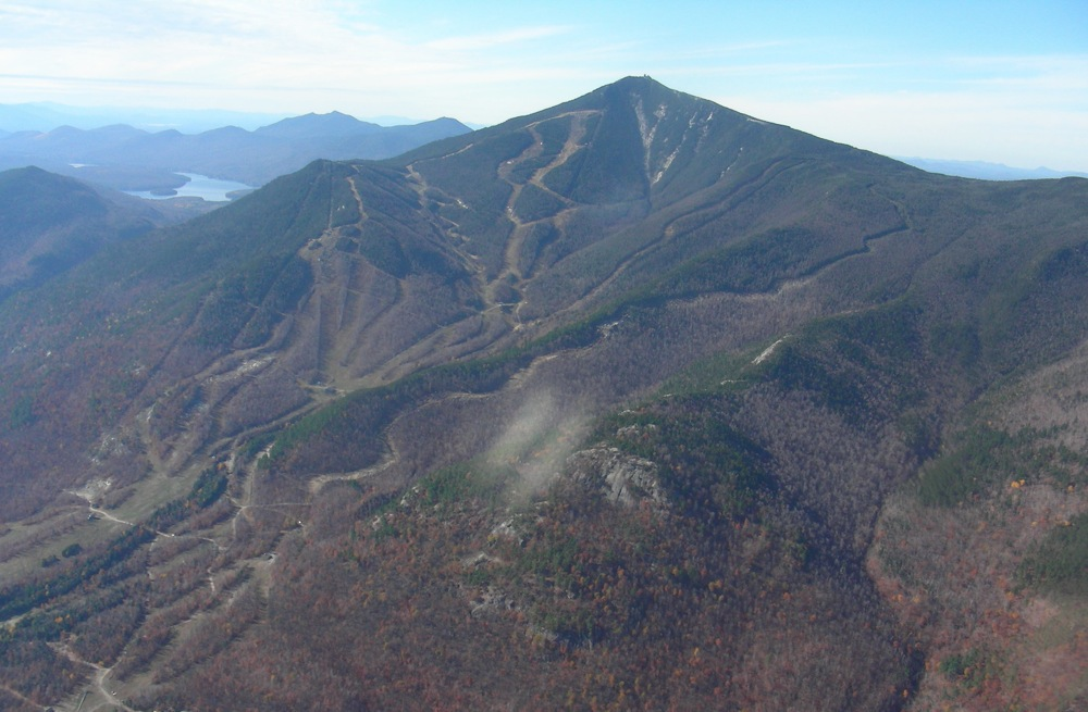 Whiteface Aerial Photo.