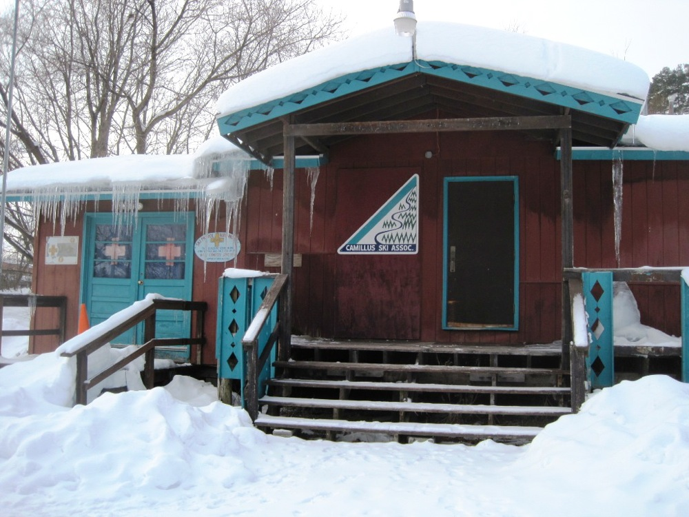 East Hill Base Lodge