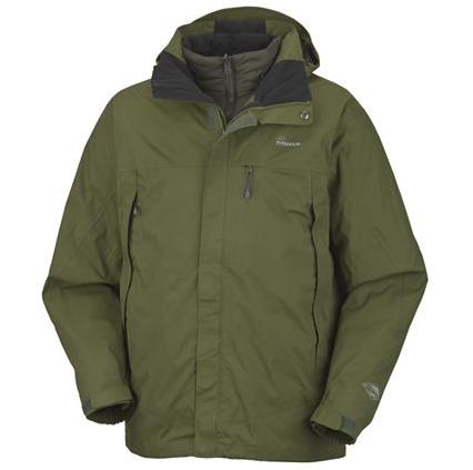 Columbia Omni-Heat jacket.
