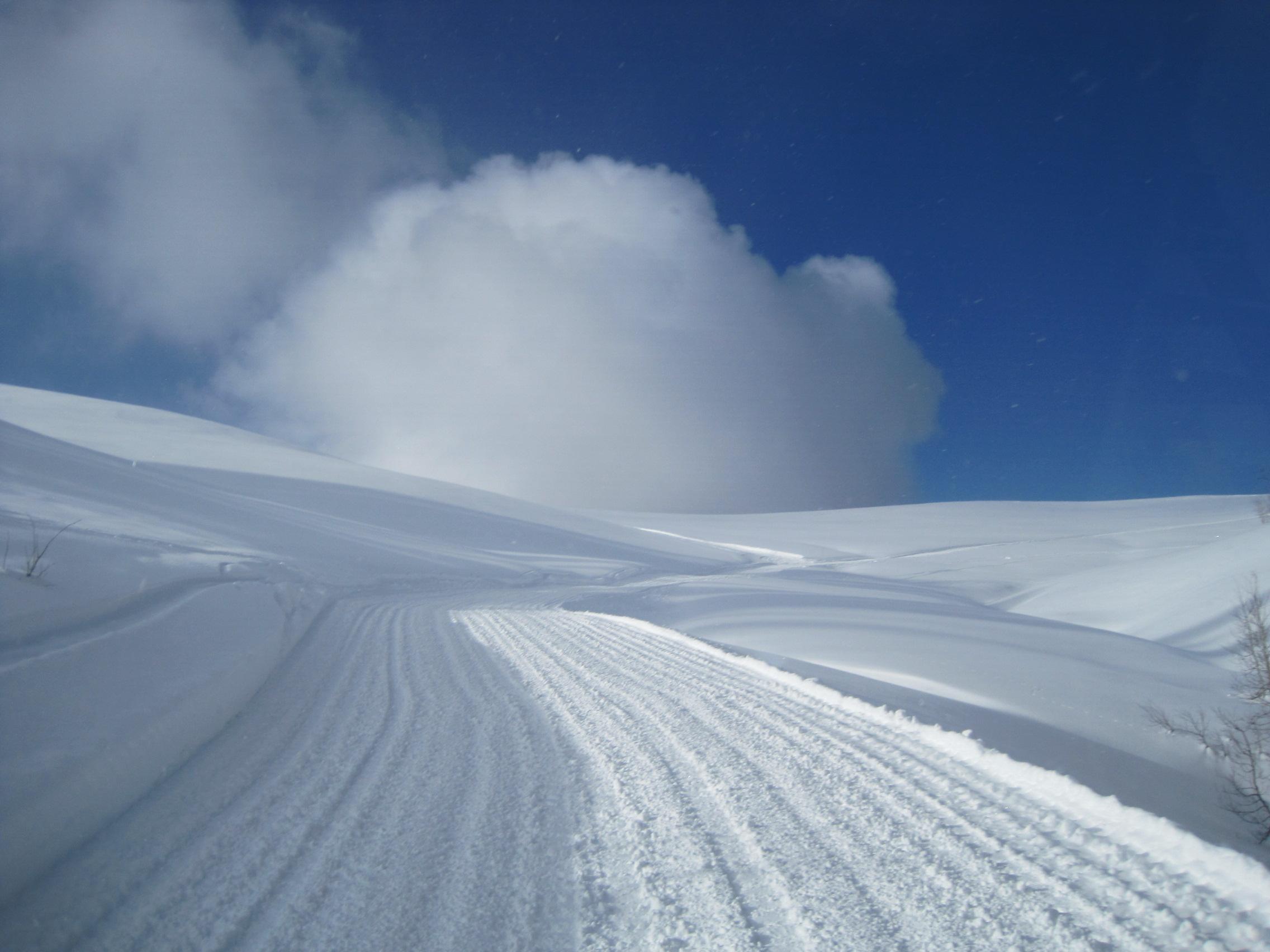 Grand Teton Cat Skiing
