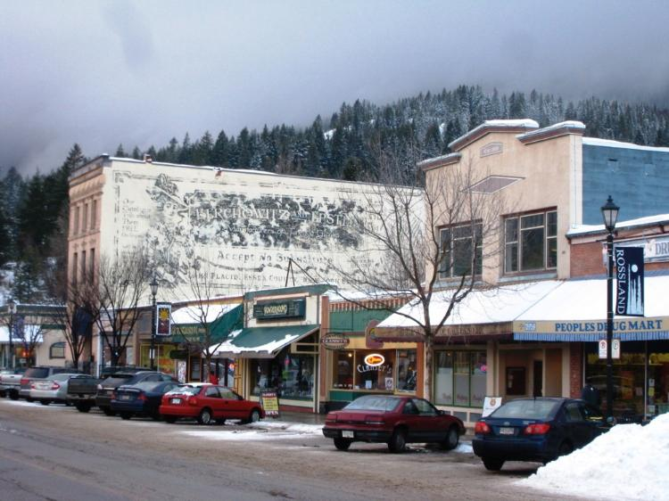 downtown-rossland
