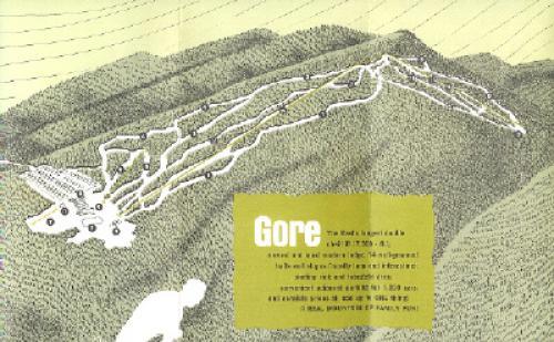 Gore Mountain 1965