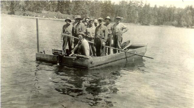 Indian Lake Dam Builders