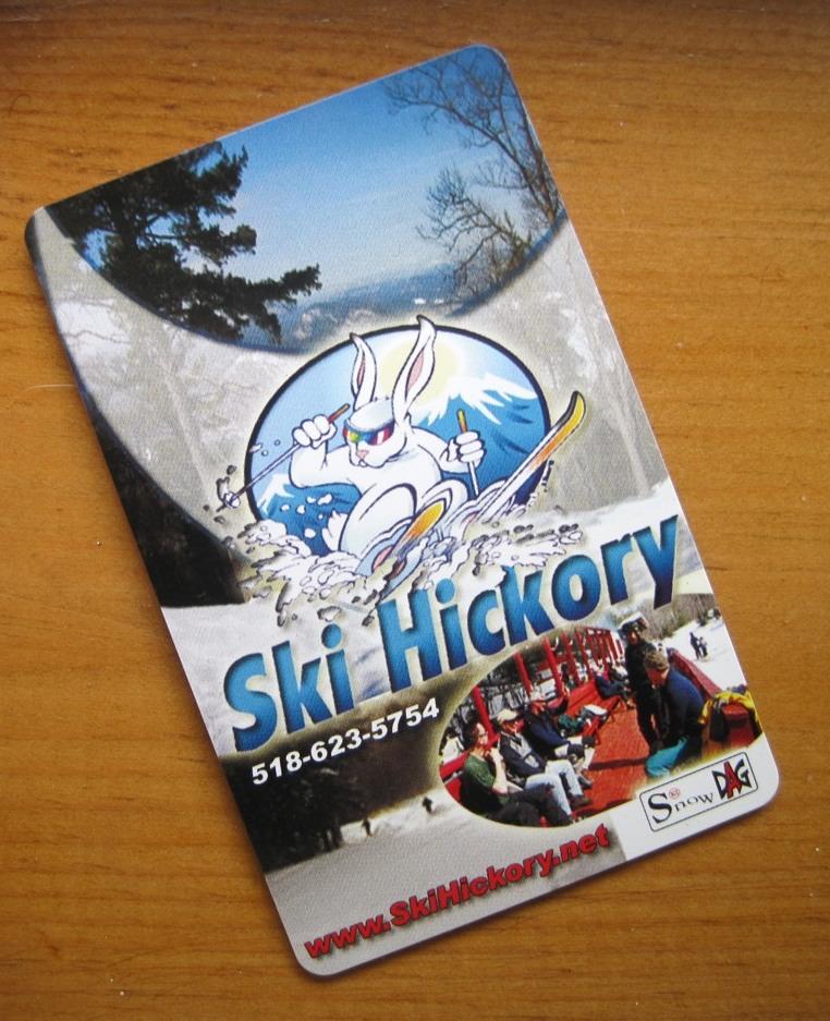 Hickory Season Pass