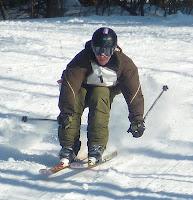 Hickory Ski Center reporter
