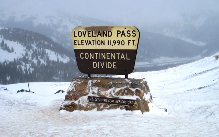 loveland-pass