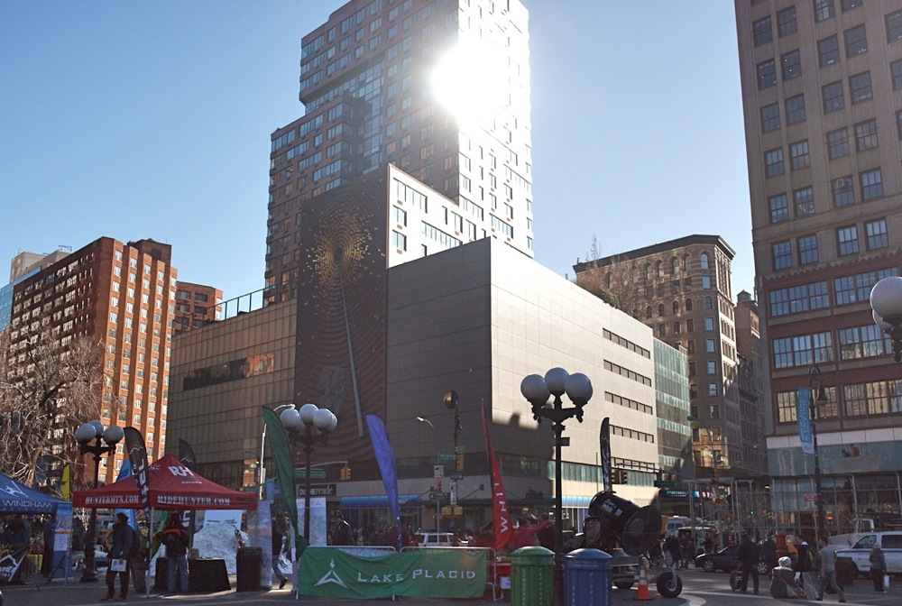 Union Square Snow Jam
