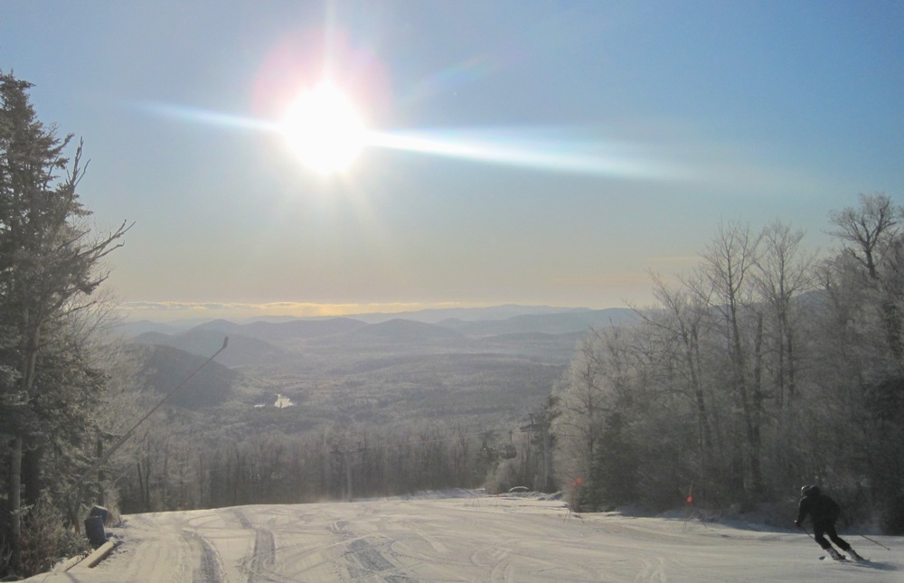 Gore Mountain improvements on Sunway