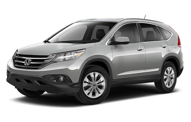 2012 Honda CRV Test Drive