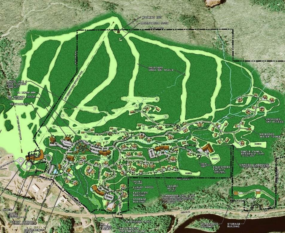 Gore Mountain Ski Bowl Expansion Plans