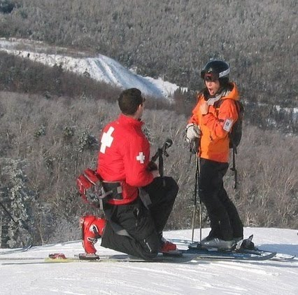 marriage proposal at Gore Mountain