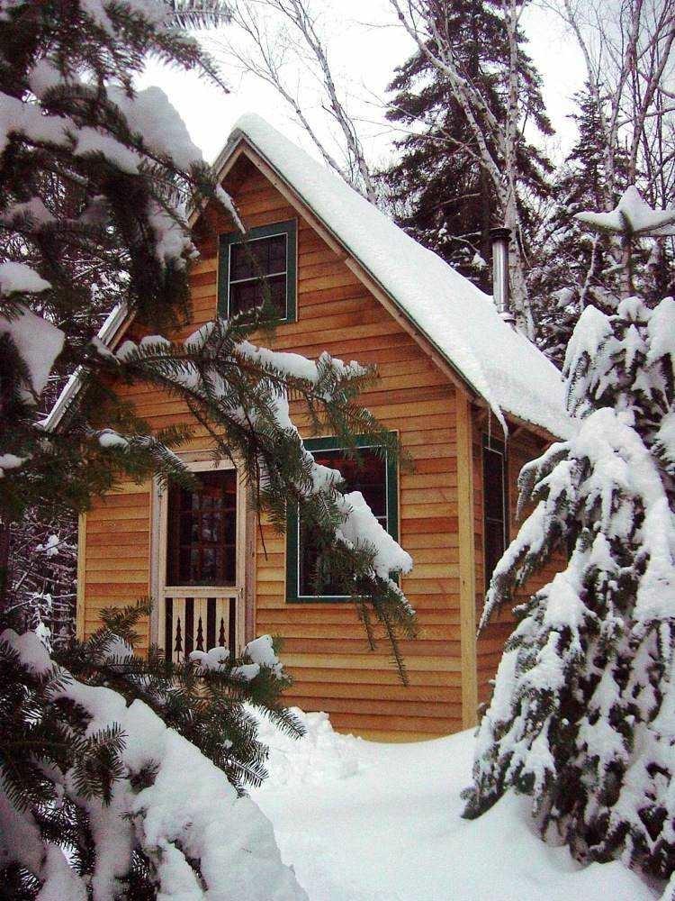 Adirondack Tiny House