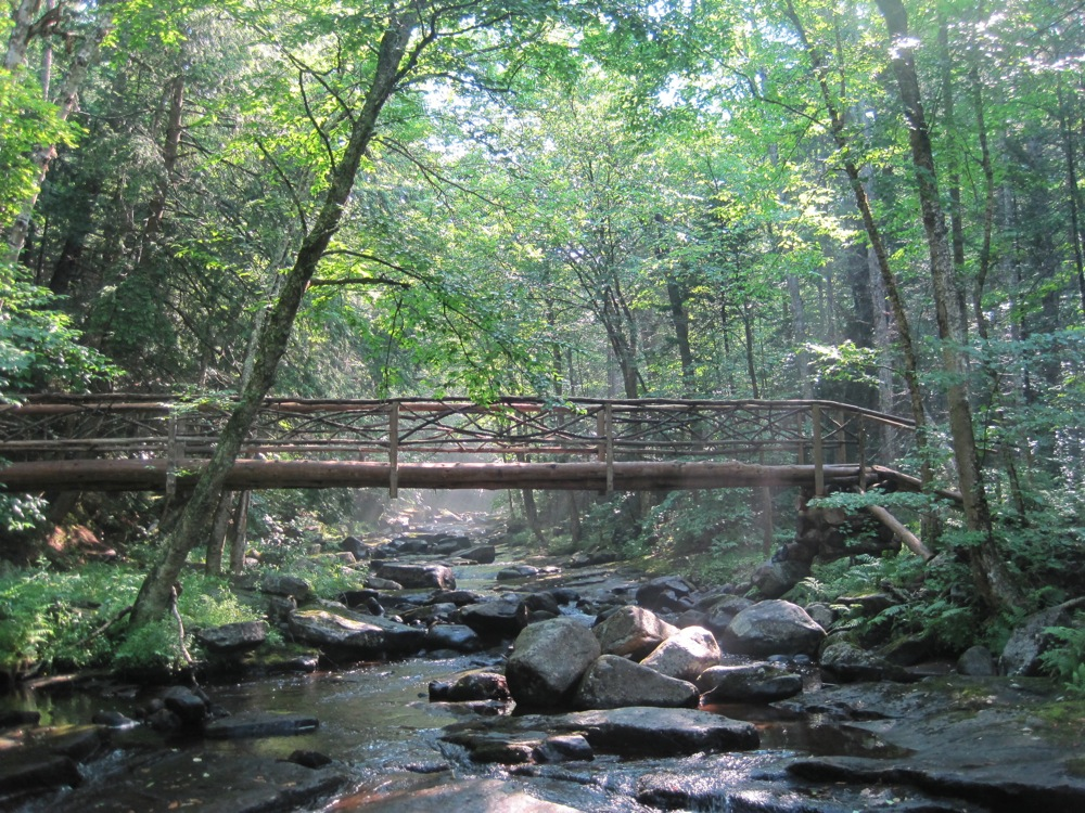 Bridge over the East Branch of the Sacandaga