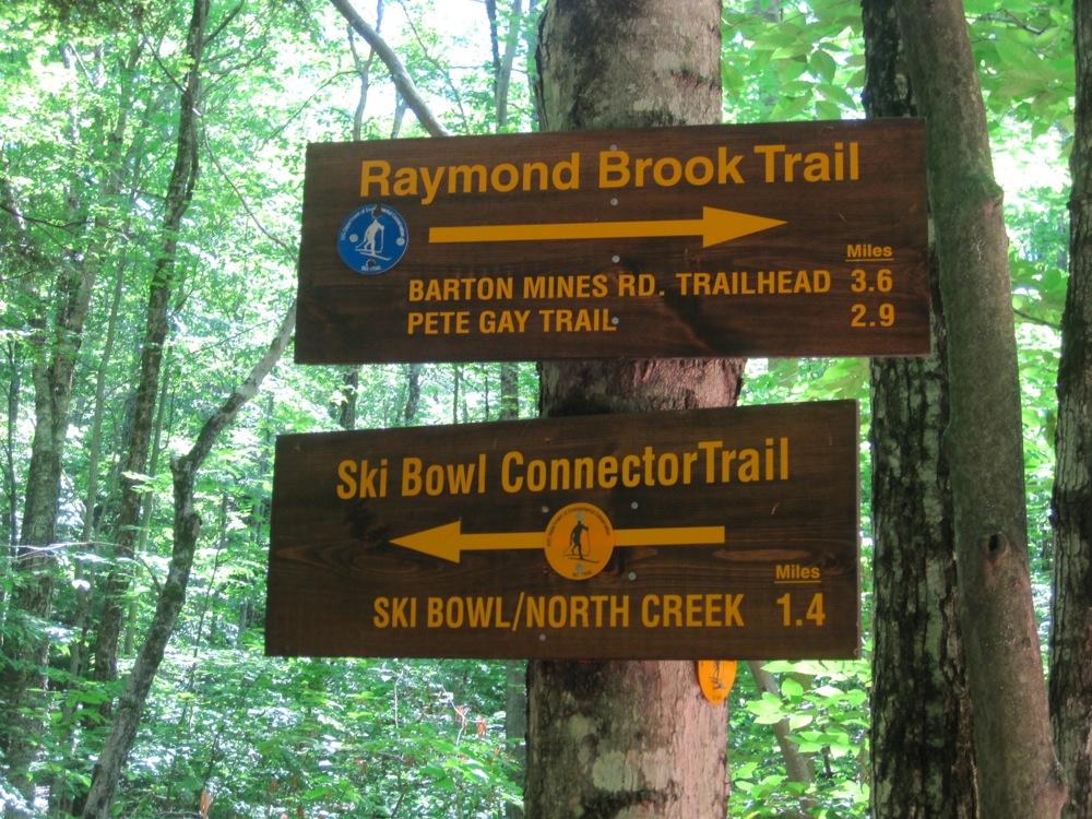 Ski Bowl Connector Trail