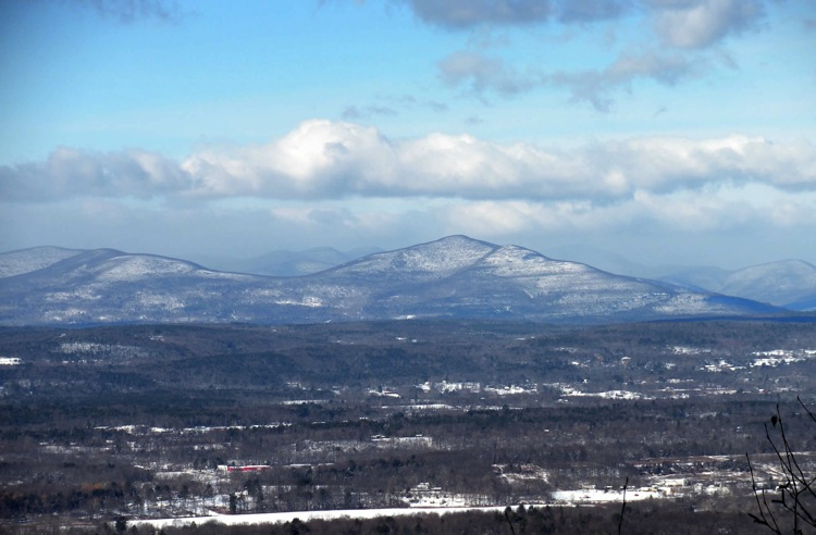 Catskills View from the Gunks