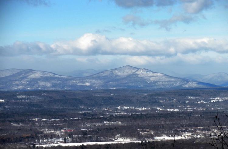 Catskills View from the Gunks