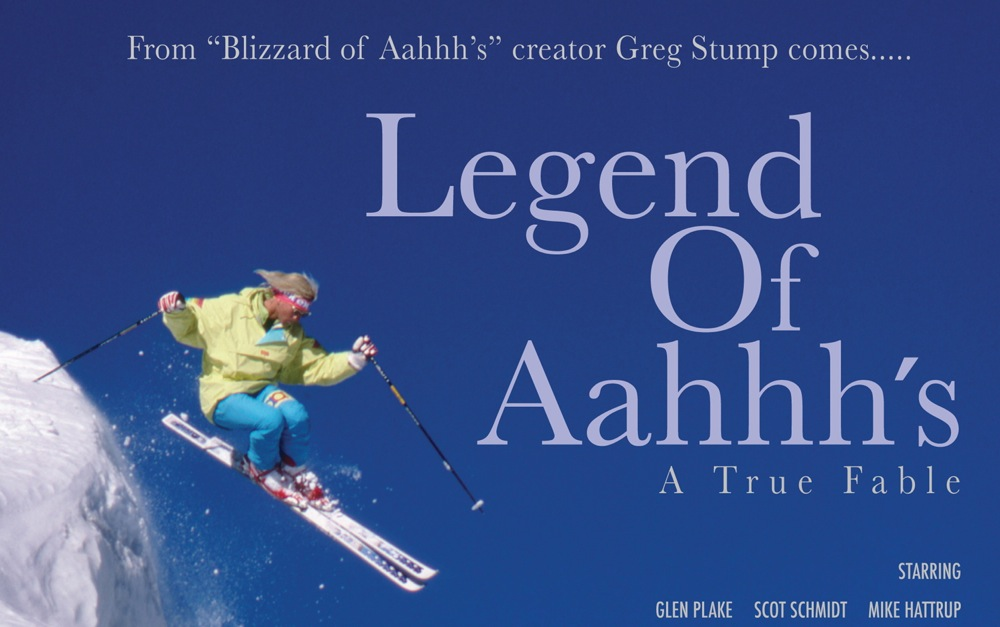 Greg Stump Legend of Aahhhs