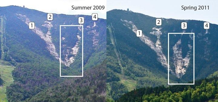 the whiteface slide guide slide 2b ny ski blog