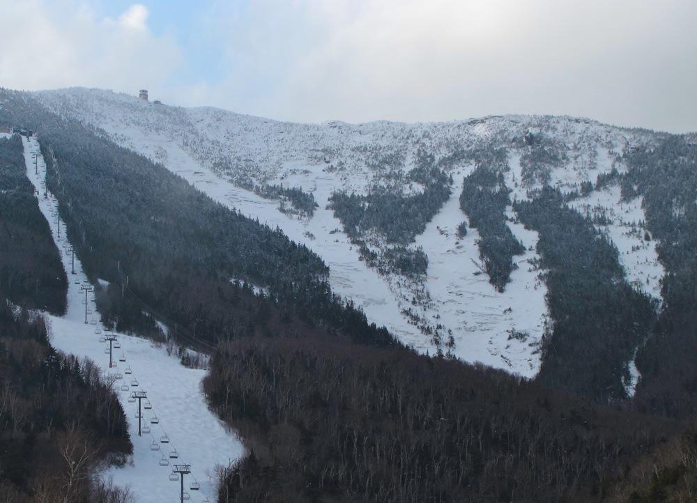 the whiteface slide guide ny ski blog