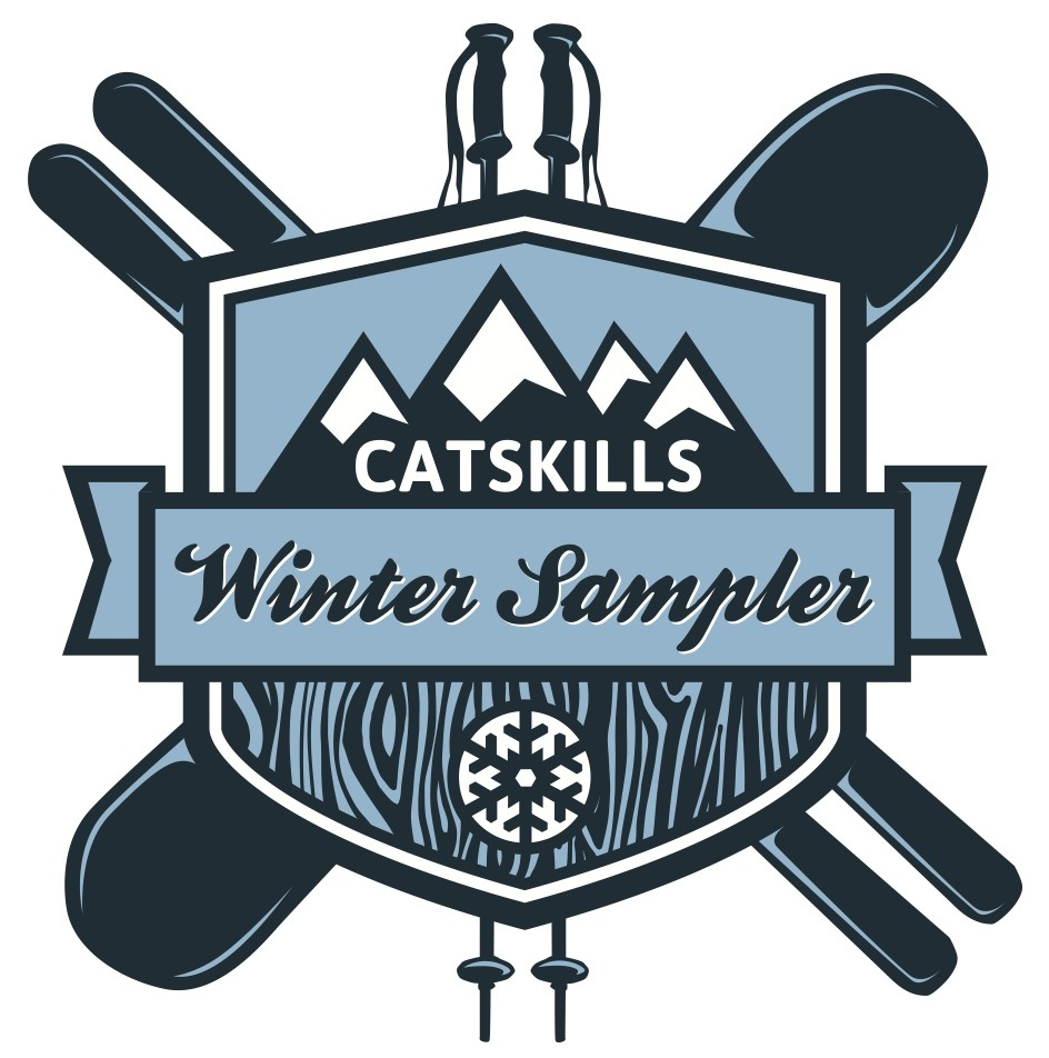 Catskills Winter Sampler Card