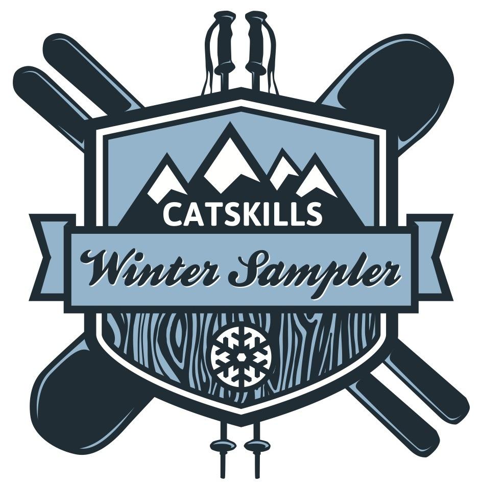 Catskills Winter Sampler Card