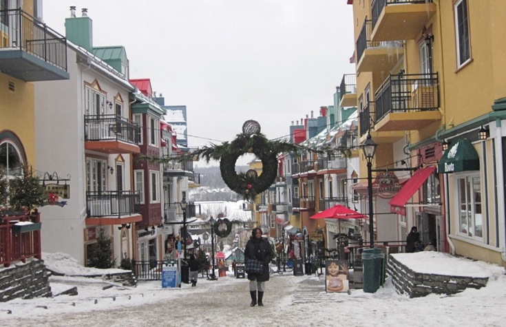 tremblant-village