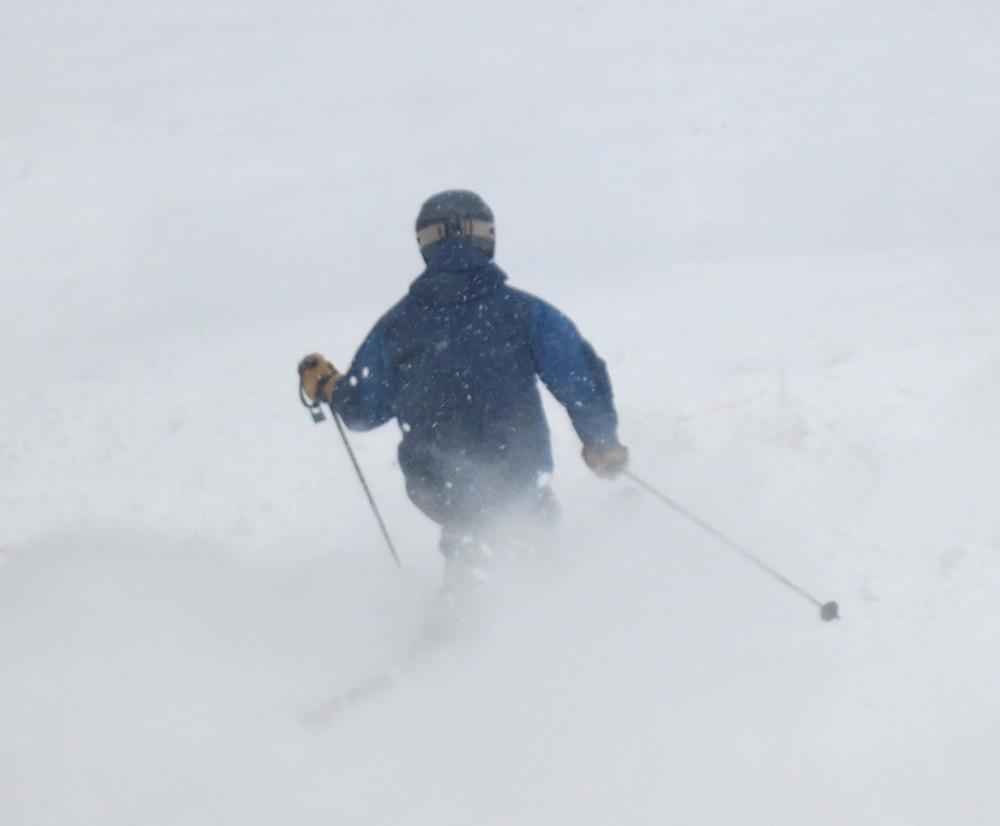 Rumor-skier