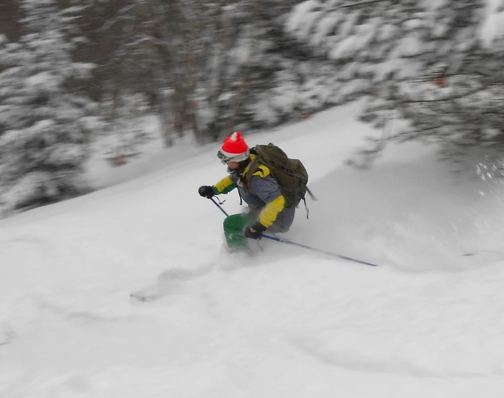 SLU-Skier