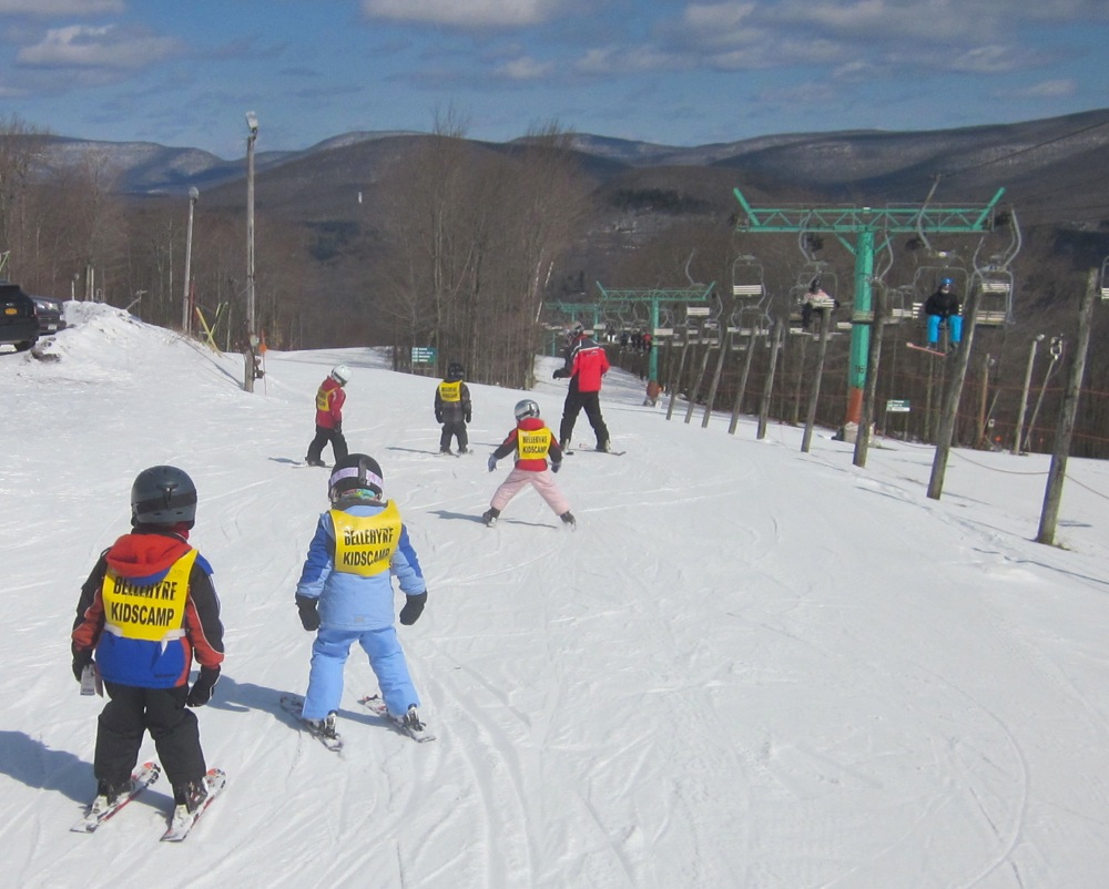 Belleayre Kids Ski School