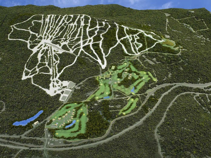 Belleayre Ski Center and Belleayre Resort