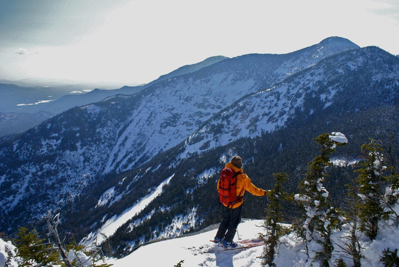 Backcountry Skiing in New York State