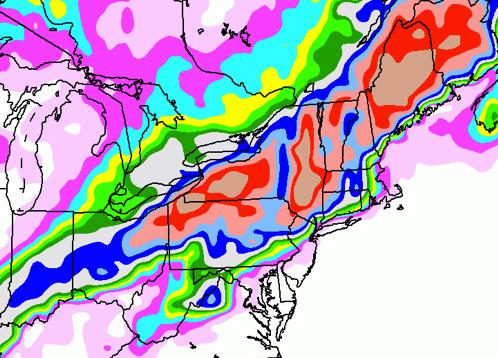 Christmas-2012-Snowfall-Prediction