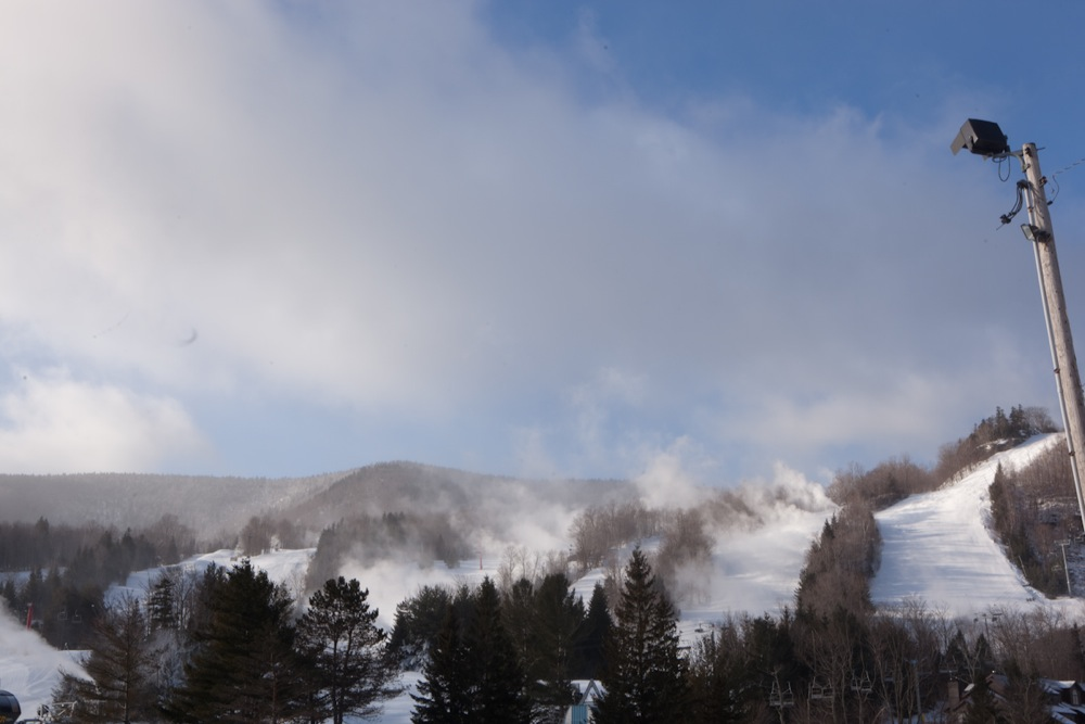 Hunter Mountain Snowmaking