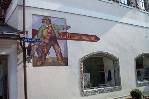 hanhenkamm-lift-sign