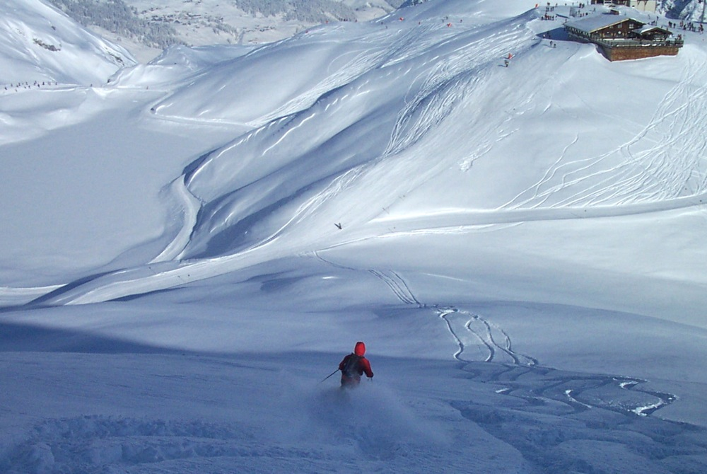 Hasenfluh-Skiing-Lech-Austria