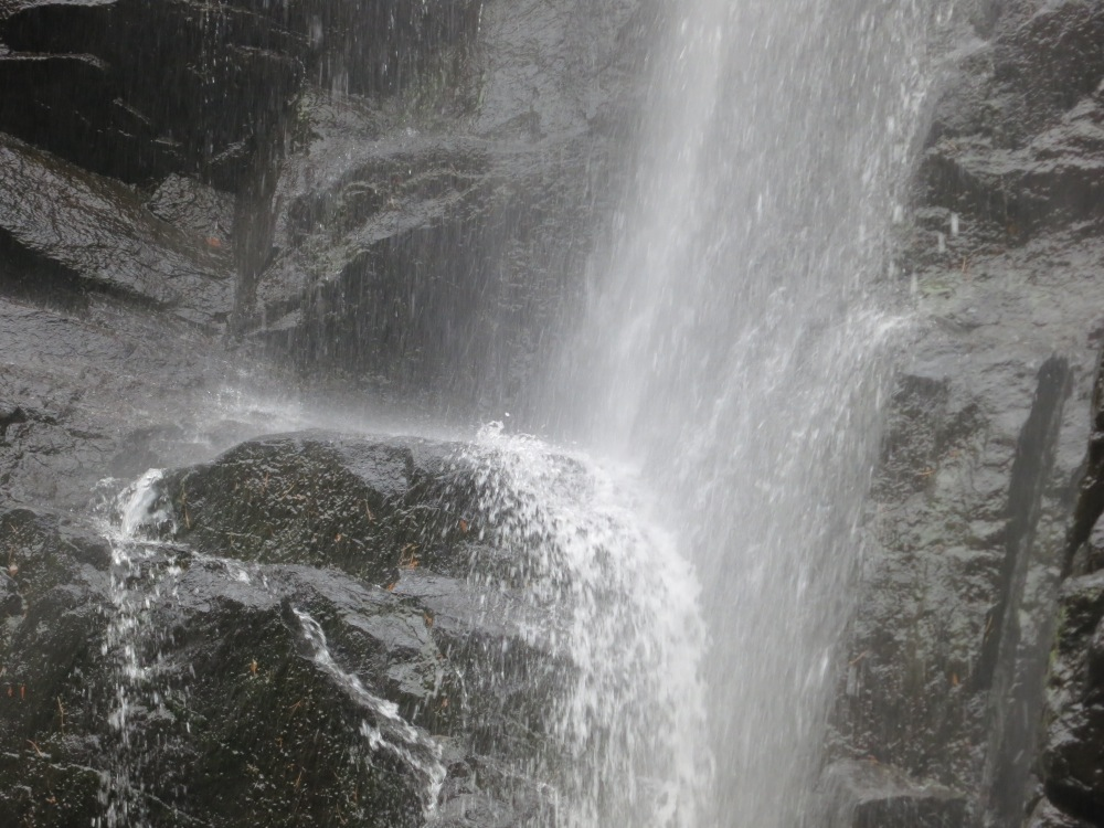 Close-up-Water-Falls
